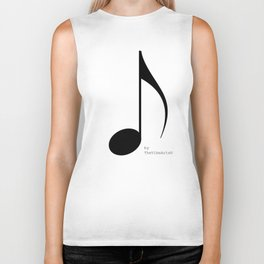 TheVibeArts music is life Biker Tank