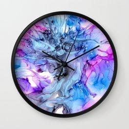At The Ballet Wall Clock