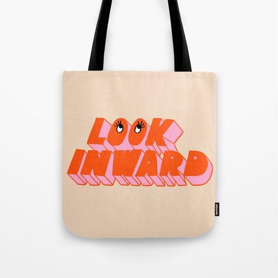 Look Inward by subliming