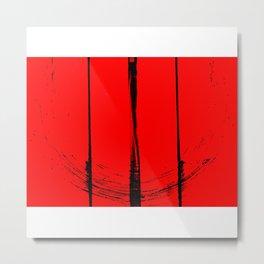 one = many_103 Metal Print