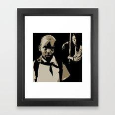 Juxtapose XIII Framed Art Print