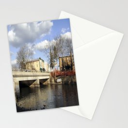 By the river 4 Stationery Cards