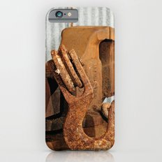 Hook and Vise Slim Case iPhone 6s