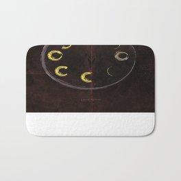Lunar Activity Bath Mat