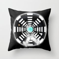 Find Your Way (Up) Throw Pillow