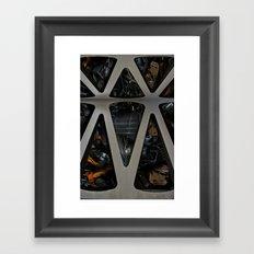 Tech Framed Art Print