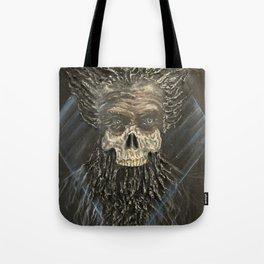 The Mad Emperor Tote Bag