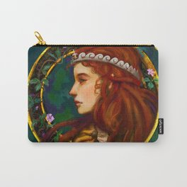 The Lady Aideen Carry-All Pouch