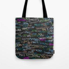 Web developer Tote Bag