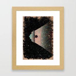Star Bird Framed Art Print