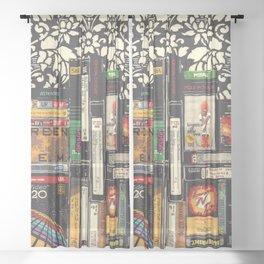 Osiris Mountain Sheer Curtain