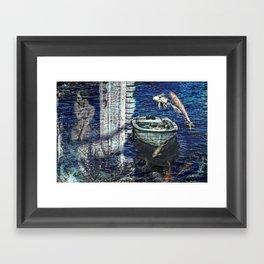 Inner Sanctum Framed Art Print