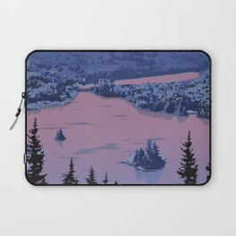 Parc National du Mont-Tremblant Laptop Sleeve