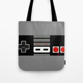 Retro Game Console Tote Bag