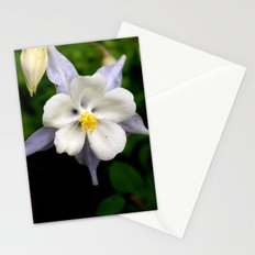 Colorado Columbine 2 Stationery Cards