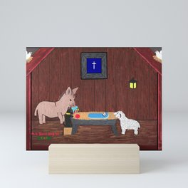 THE GIFTS Mini Art Print