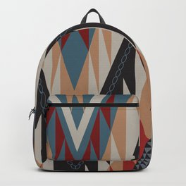 American Native Pattern No. 21 Backpack
