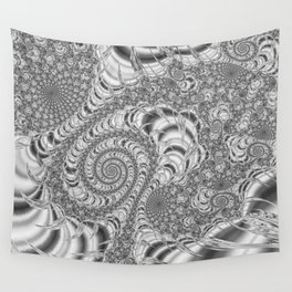 Jeweler's Dream (Silver) Wall Tapestry