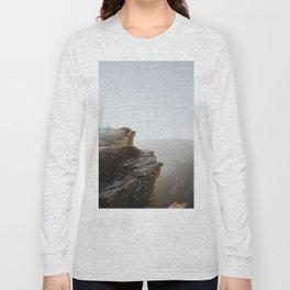 Taft Point, Yosemite Long Sleeve T-shirt