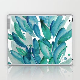 Leaves Bloom Always Laptop & iPad Skin