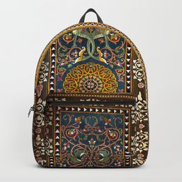 Sicilian ART NOUVEAU Backpack