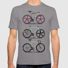 This Is How I Roll Mens Fitted Tee Tri-Grey X-LARGE