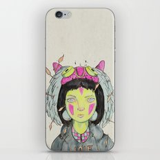 Princess Mononoke iPhone & iPod Skin