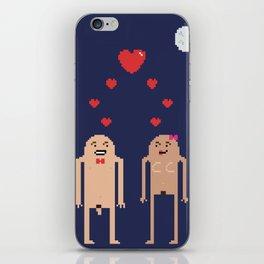 8-Bit Love iPhone Skin