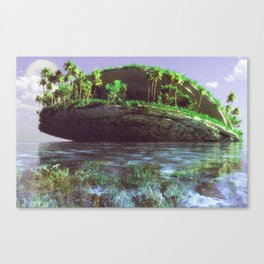 Wonderworld Canvas Print