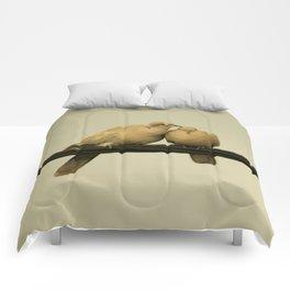 loving doves Comforters