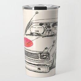 Crazy Car Art 0169 Travel Mug