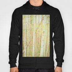 White Birch Trees - Yellow Hoody