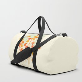 The bloom lasts forever Duffle Bag