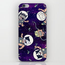 CatStronauts iPhone Skin
