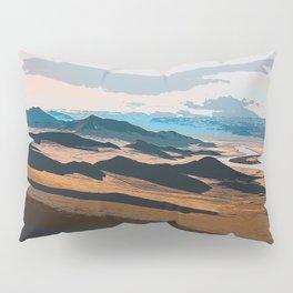 prairie nature moutain Pillow Sham