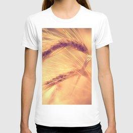 Summer romance in the grain field T-shirt