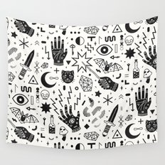 Witchcraft II Wall Tapestry