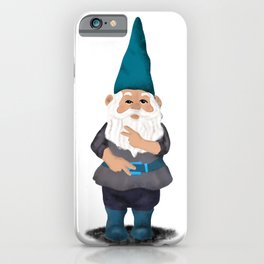 Hangin with my Gnomies - Peace Out iPhone Case