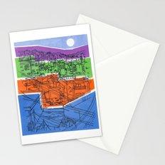 Seoul City #1 Stationery Cards