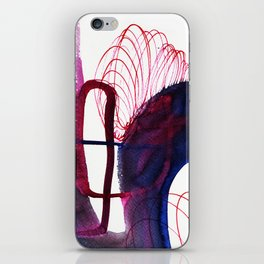 Turquise - 04 iPhone Skin