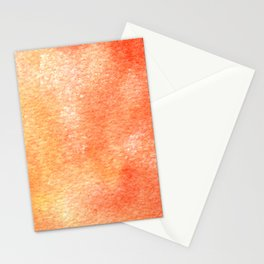 Symphony in red minor II Stationery Cards