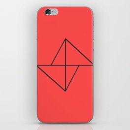 Ded Diamond iPhone Skin