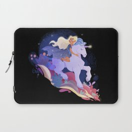 Stardust - Yvaine and her Unicorn Laptop Sleeve