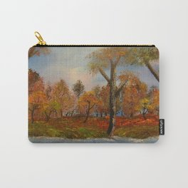 Autumnal Augur Carry-All Pouch