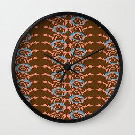 Pa's Back Wall Clock