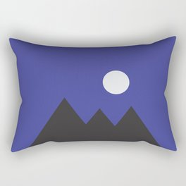 Giza Geometrical Minimal Rectangular Pillow