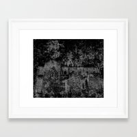 doom Framed Art Prints featuring Doom by GLR67