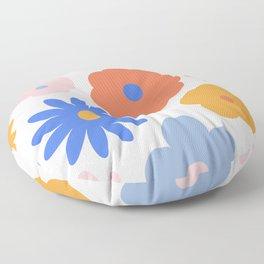 Bloom Bouquet Floor Pillow