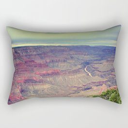 Grand Canyon. Rectangular Pillow
