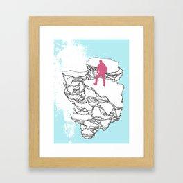 The Wanderer Framed Art Print